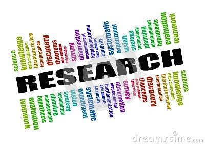 Writing keywords for a research paper